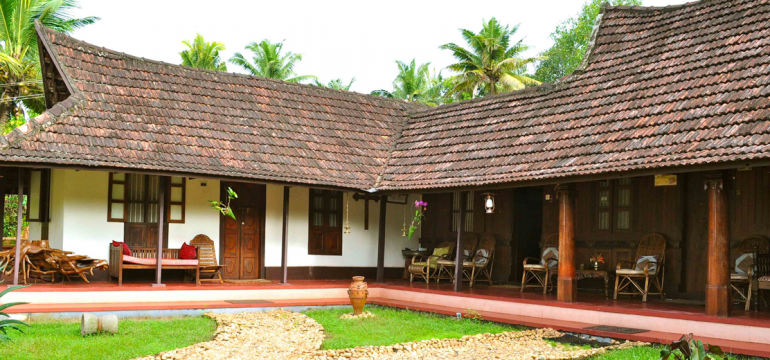 Best Homestays in Alleppey