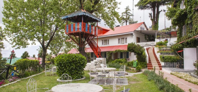 Best Resorts in Dalhousie