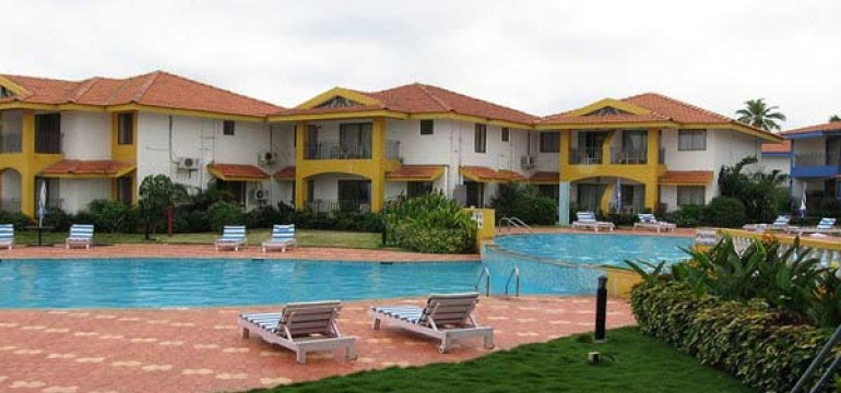 Famous Business Hotels in Goa