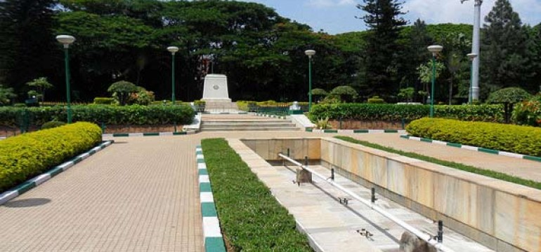 Famous Gardens and Parks of Bangalore