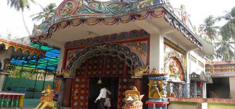 Famous Temples in Puri