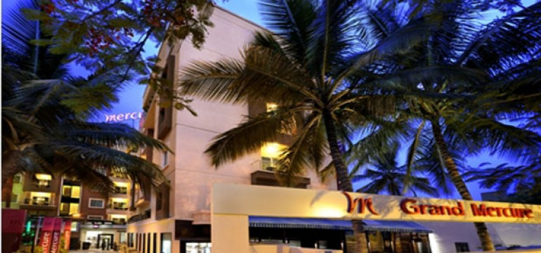 Famous Business Hotels in Bangalore