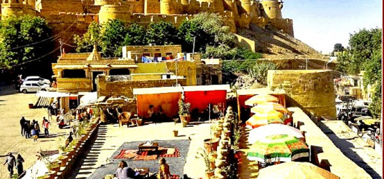Best Places to Eat in Jaisalmer