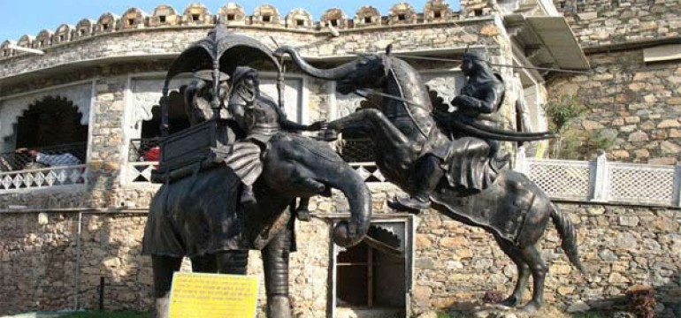 Famous Monuments in Udaipur