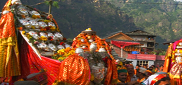 Famous Fairs & Festivals in Kullu