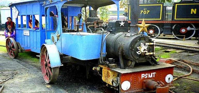 National Rail Museum – New Delhi