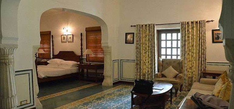 Famous Boutique Hotels in Jaipur