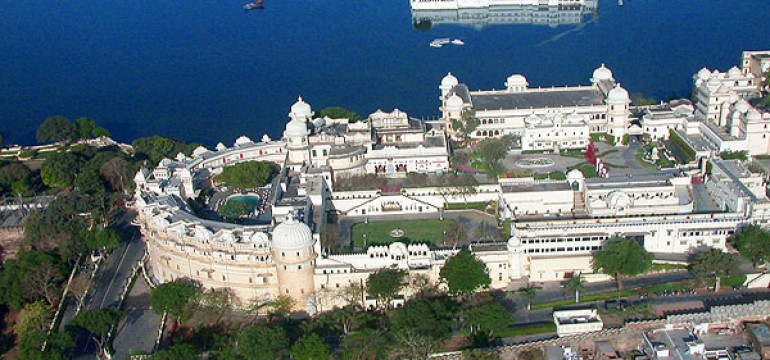 Famous Business hotels in Udaipur