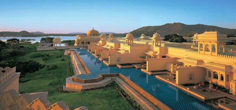 Famous 5 Star Hotels in Rajasthan