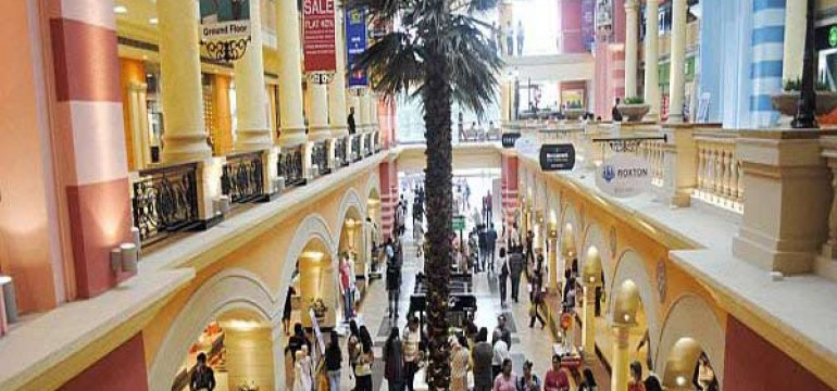 Famous Shopping Malls in Mumbai