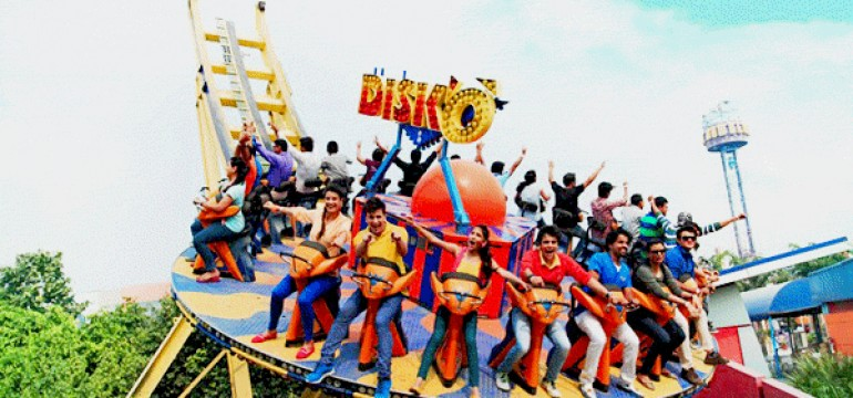 Famous Water Parks & Amusement Park in Delhi and Around