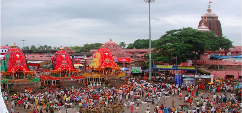 Popular Fairs & Festivals in Puri
