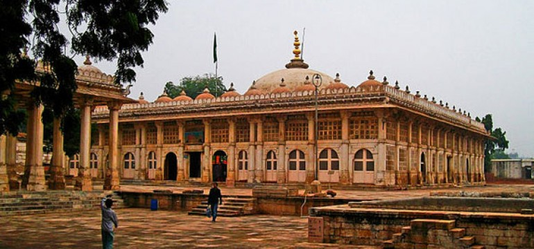 Top Monuments in Ahmedabad