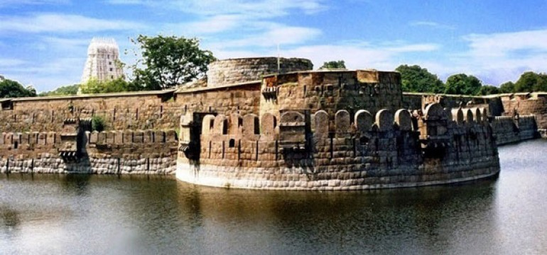 Famous Forts in Tamil Nadu
