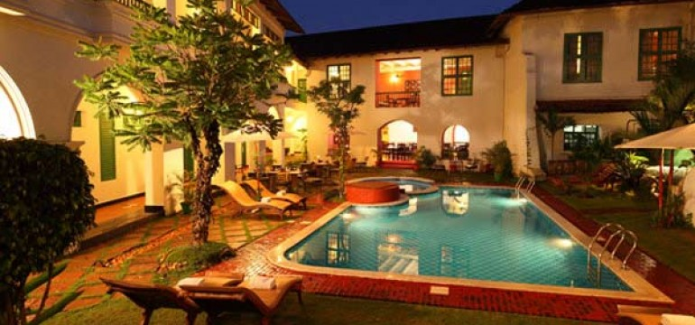Famous Boutique Hotels in Kerala