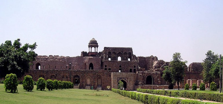 Old Fort Purana Quila