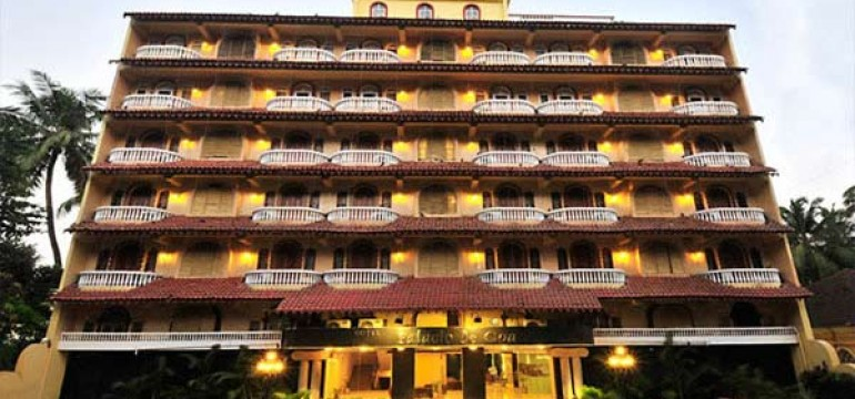 Famous Budget Hotels in Goa