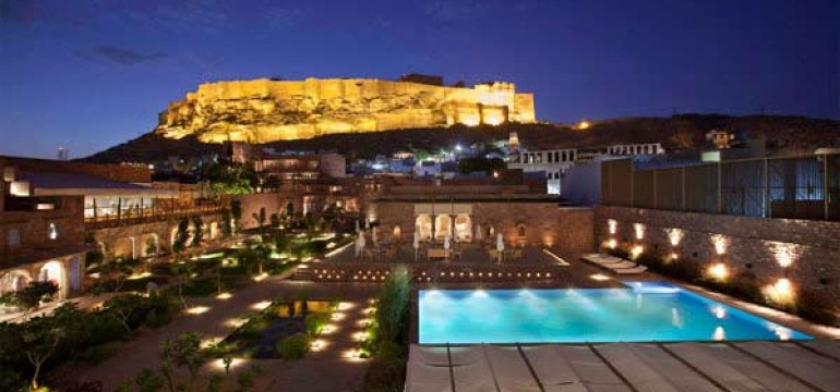 Famous Boutique Hotels in Rajasthan