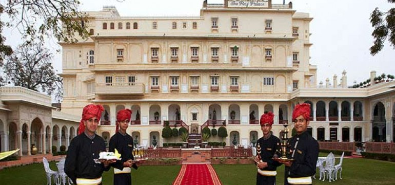 Famous Business Hotels in Jaipur