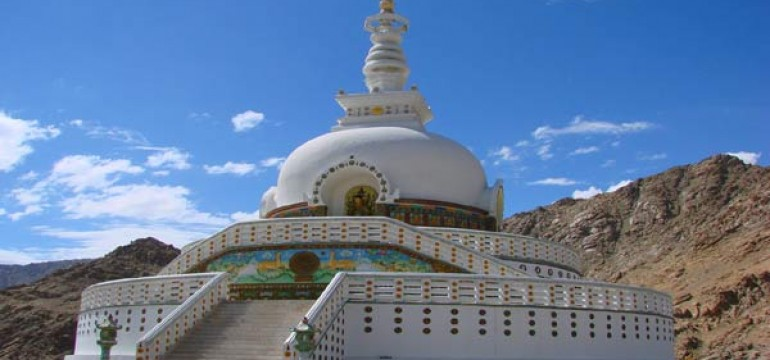 Famous Religious places in Leh – Ladakh