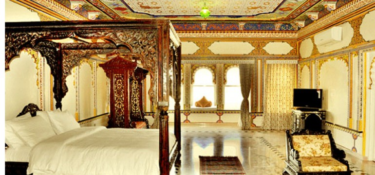 Famous Boutique Hotels in Udaipur