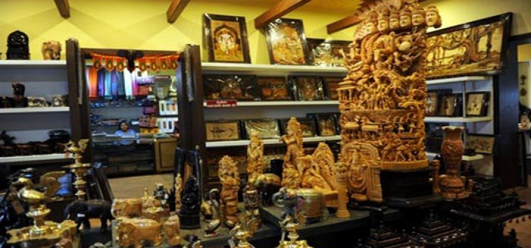Famous Shopping Bazaars In Mysore