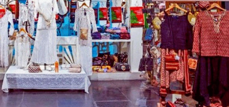 Famous Shopping Markets in Pondicherry