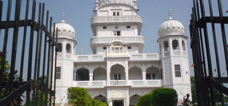Famous Religious Places In Ludhiana