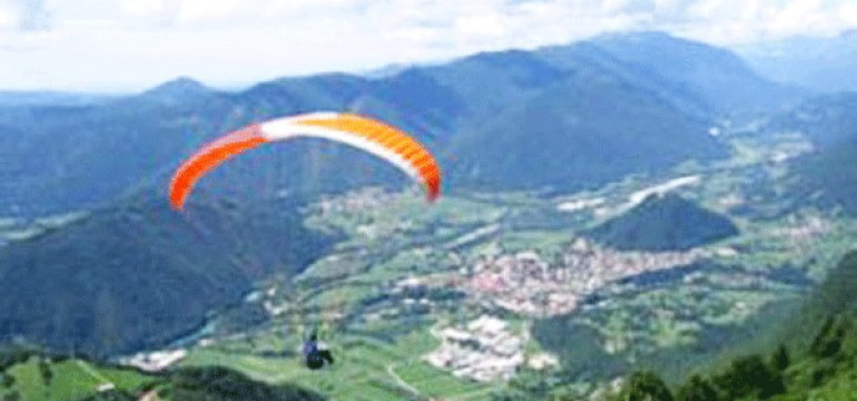 Famous Paragliding Destination In India