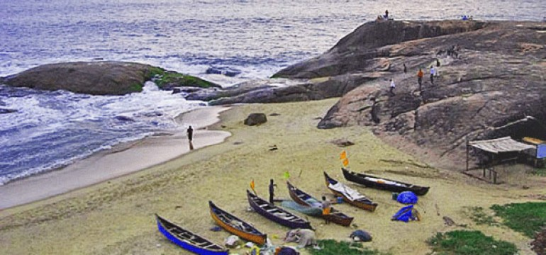 Top Beaches in Mangalore