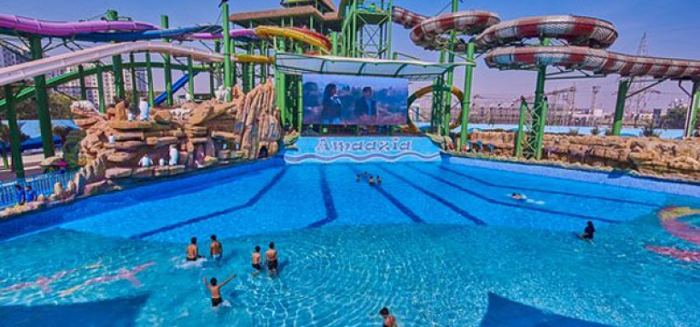 Top Water Parks in Surat