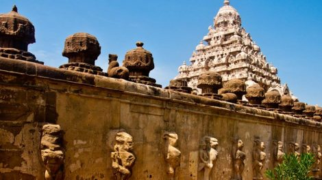 Famous Temples In kanchipuram