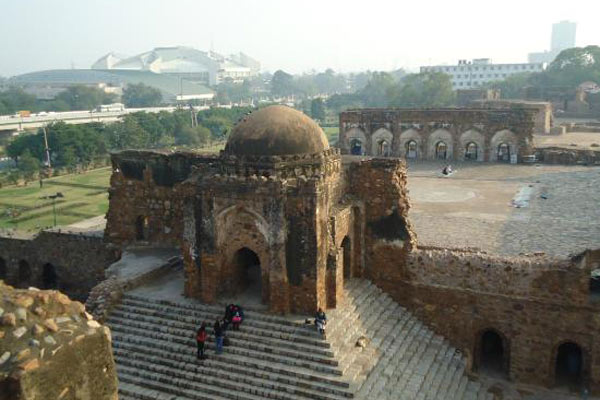 Feroz Shah Kotla Fort, Haunted Places in Delhi