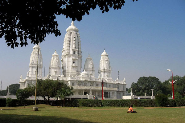 Radhakrishnan Temple in  Kanpur