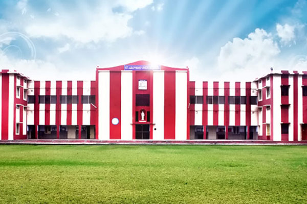 St Aloysius' High School in Kanpur