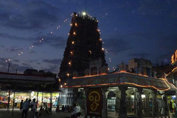 Subramaniya Swami Temple in Kanchipuram