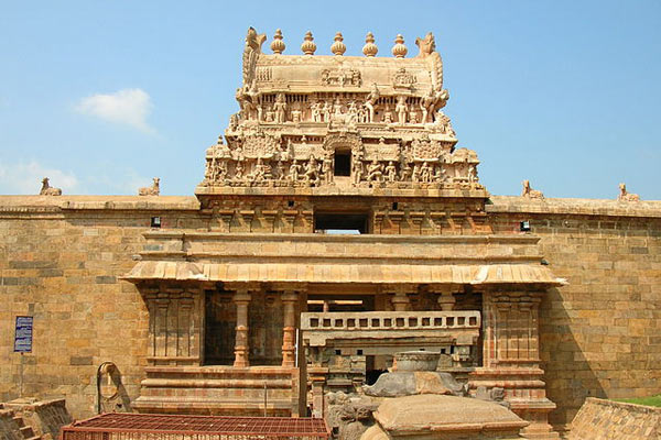 Airavatesvara Temple, Darasuram leser known sites in India