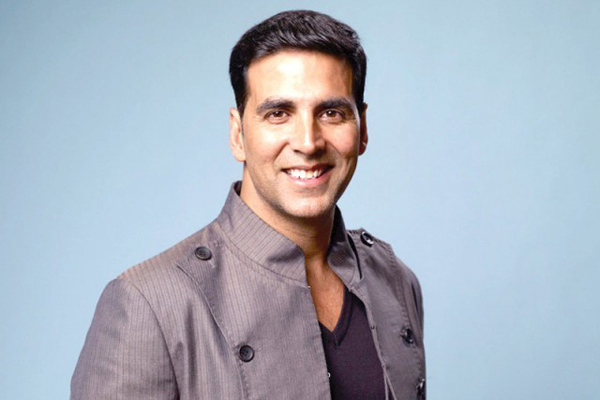 Akshay Kumar, Popular Actor In India