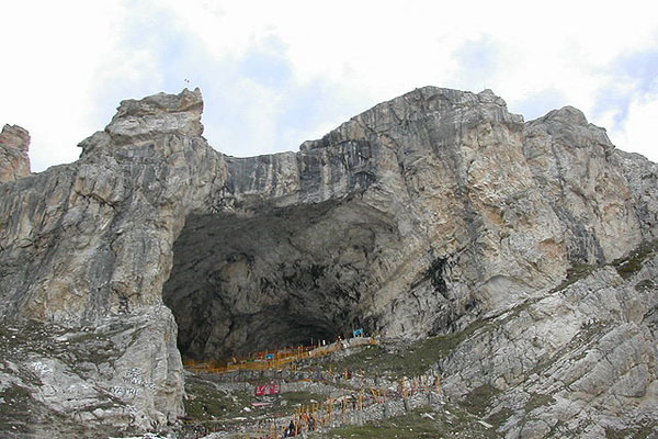 Amarnath Temple, Kashmir