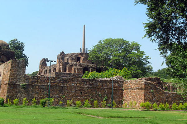 Feroz Shah Kotla, Delhi Lesser Known Heritage site in India