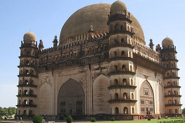 Gol Gumbaz, Bijapur Heritage Site In India