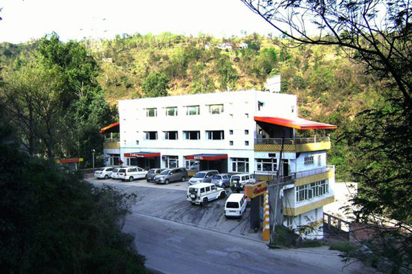 Hotel Lake View in Bilaspur