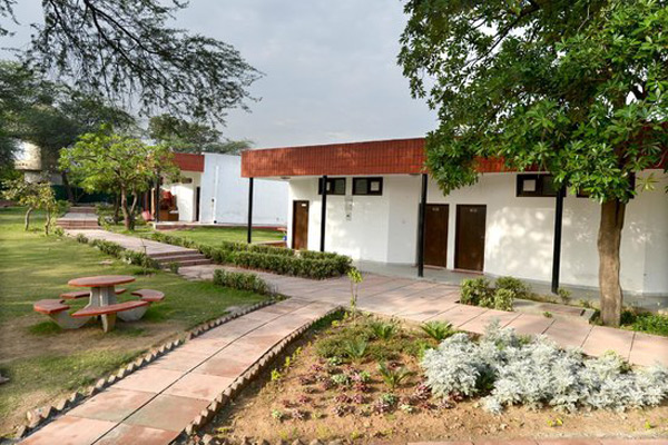 Lake View Huts Tourist Resort, Faridabad