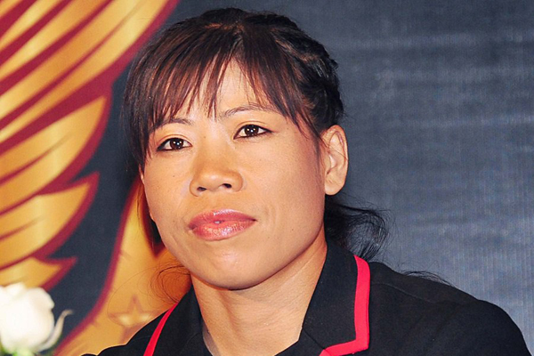 Mary Kom famous women In India