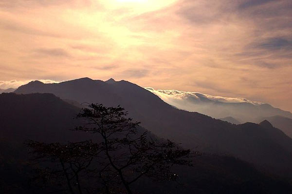 Ponmudi, Kerala Best Sunrise Sunset Point In India