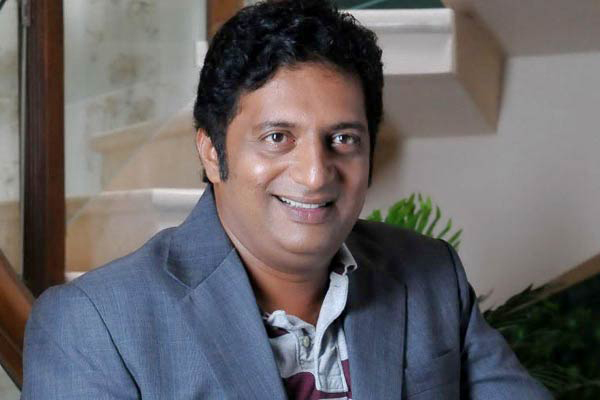 Prakash Raj Popular Actor in India
