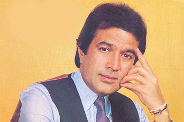 Rajesh Khanna Famous Bollywood Actor In India