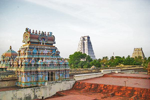Ranganathaswamy Temple, Srirangam lesser known Heritage Site in India