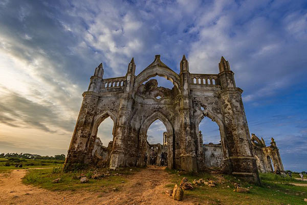 Rosary Church, Shettihalli lesser Known Heritage Site In India