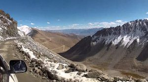 Top Highest Mountain Passes In India